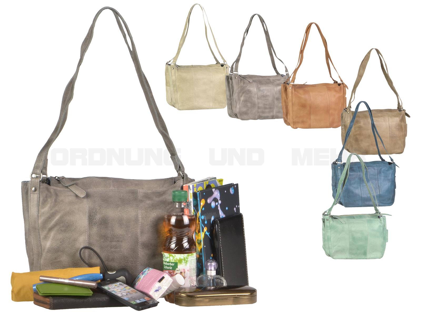 Greenburry Stainwashed Shopper GBSW-04