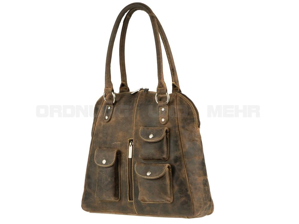 Greenburry Vintage Tasche Shopper im Sale