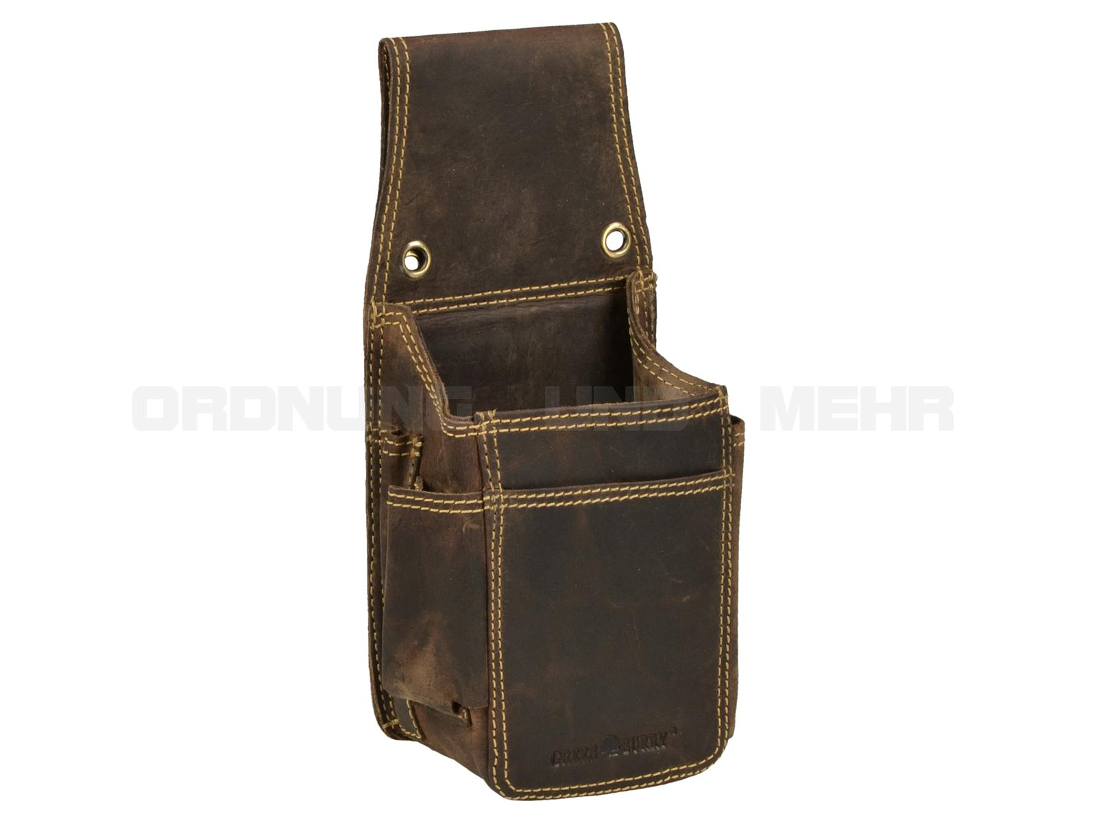 Greenburry Kellnerbörse und Kellnertasche in EXTRA STRONG Vintage HOLSTER 1786-ES-25