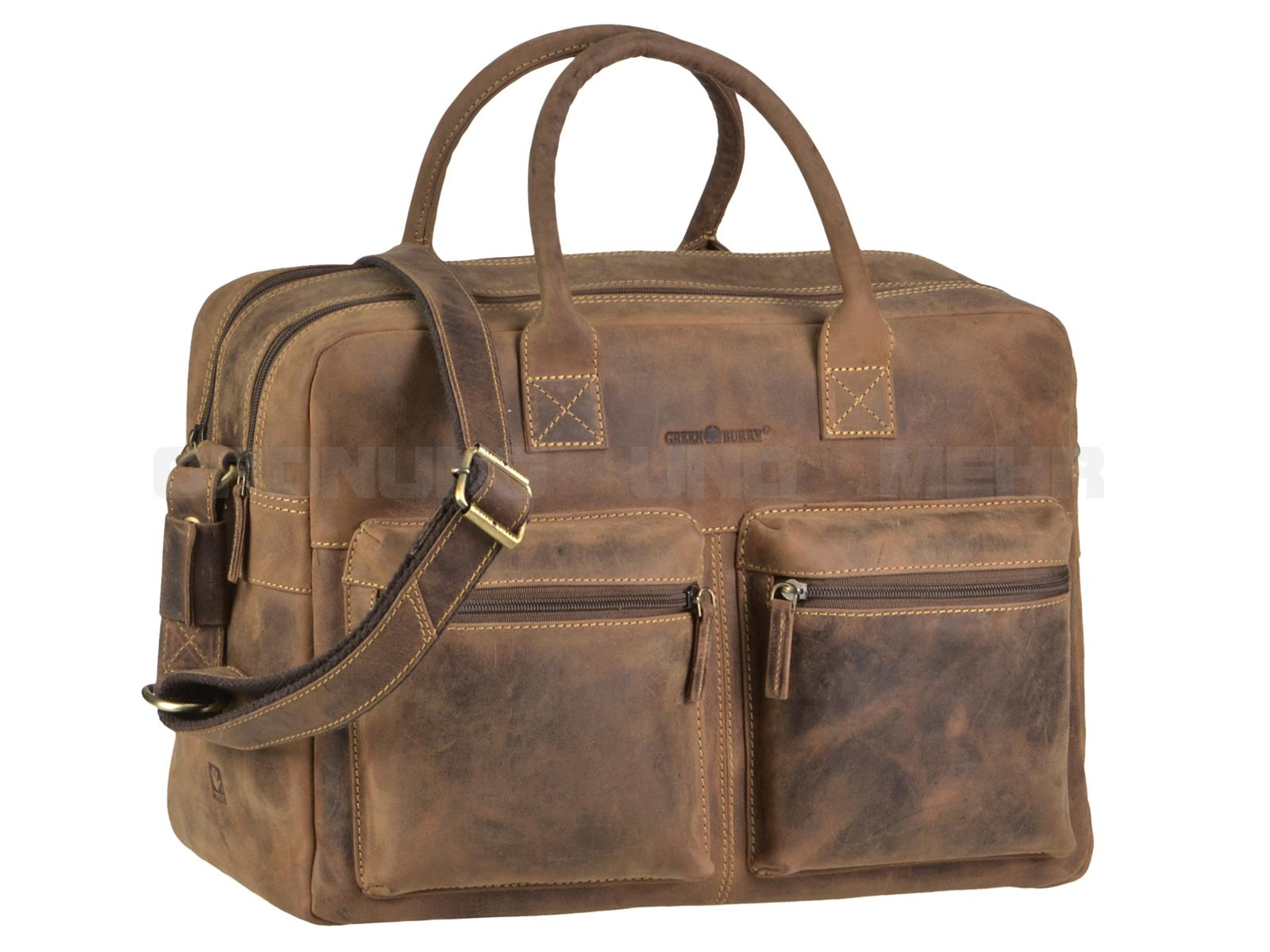 Greenburry Businessbag VINTAGE 1674-25